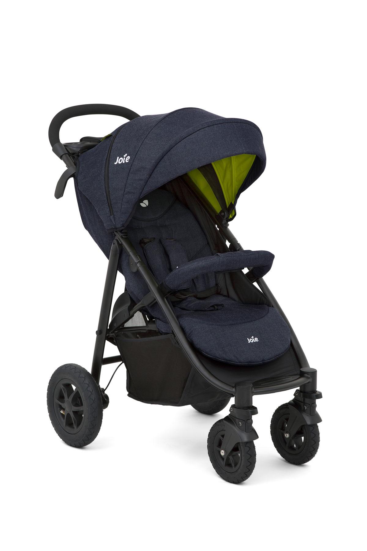 joie sportwagen litetrax 4 air in denim zest bei baby bottosso. Black Bedroom Furniture Sets. Home Design Ideas
