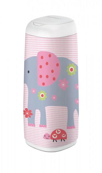 ANGELCARE Bezug Elephant Family für Dress Up XL