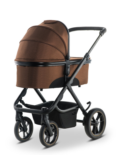 MOON Scala Kombi-Kinderwagen 2019 chocolate / panama
